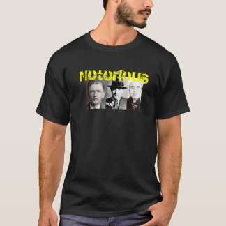 Notorious Mobsters T-Shirt