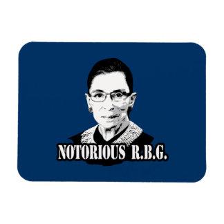 Notorious R.B.G. - Ruth Bader Ginsburg Magnet