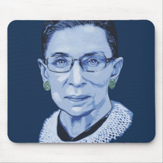 Notorious RBG II Mouse Pad