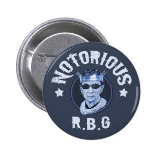Notorious RBG III Button