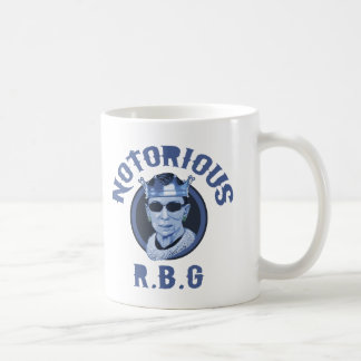 Notorious RBG III Coffee Mug