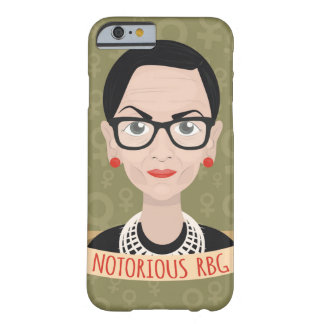 Notorious RBG - iPhone Case