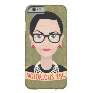 Notorious RBG - iPhone Case