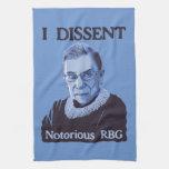 Notorious RBG Kitchen Towels