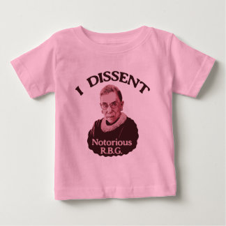 Notorious RBG -p Baby T-Shirt