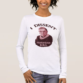 Notorious RBG -p Long Sleeve T-Shirt
