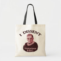 Notorious RBG -p Tote Bag