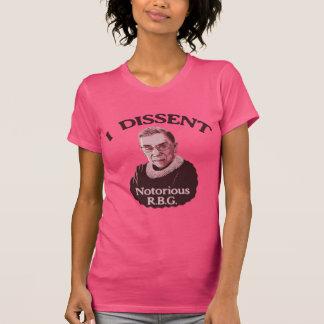 Notorious RBG -p Tshirt