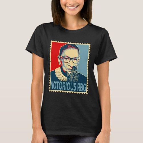 Notorious RBG Ruth Bader Ginsburg T_Shirt