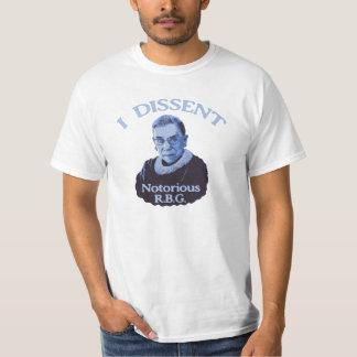 Notorious RBG Tee Shirt