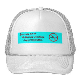 NoToSuperCommittee Trucker Hat