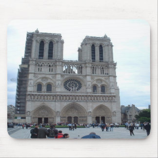 Notre Dam Cathedral Mouse Mats