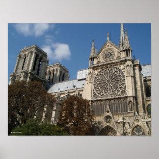 Notre Dame - 1 Print