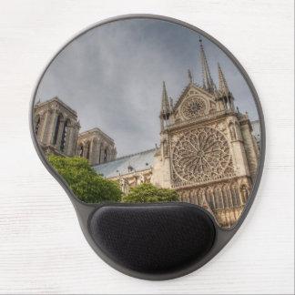 Notre Dame Alfombrillas De Ratón Con Gel