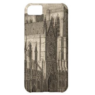 Notre-Dame Architecture Vintage Historic Gothic iPhone 5C Case