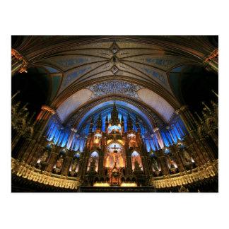 Notre-Dame Basilica Postcard