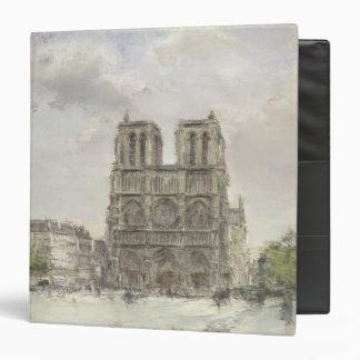 Notre Dame Binder