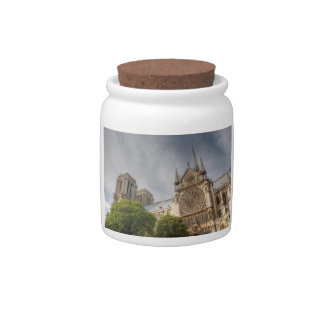 Notre Dame Candy Dishes