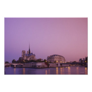 Notre Dame Cathedral 2 Poster