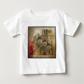 Notre Dame Cathedral Baby T-Shirt