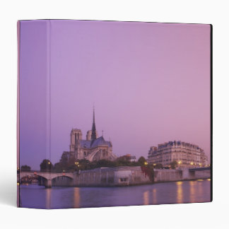 Notre Dame Cathedral Binders