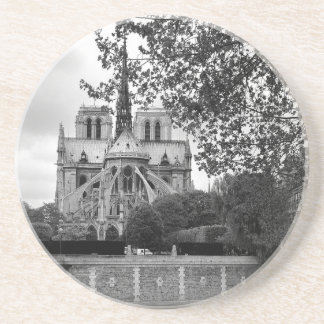 Notre Dame Cathedral Coaster