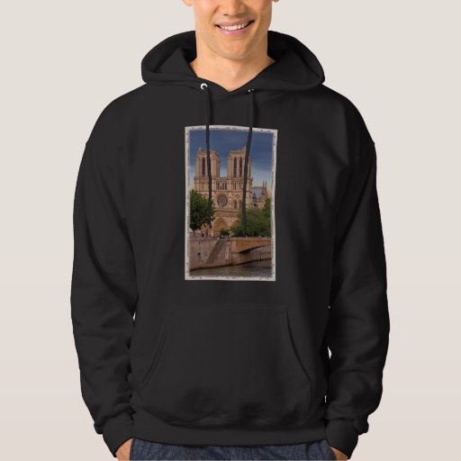 Notre Dame Cathedral Hoodie