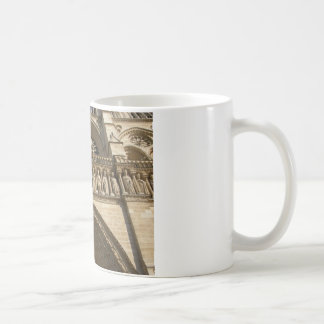 Notre Dame Cathedral in Paris Coffee Mug