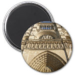 Notre Dame Cathedral in Paris Magnets