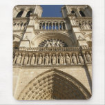 Notre Dame Cathedral in Paris Mousepads