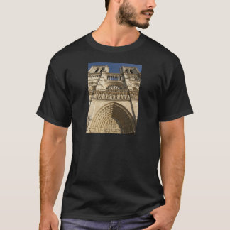 Notre Dame Cathedral in Paris T-Shirt