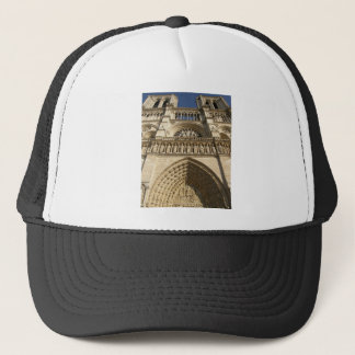 Notre Dame Cathedral in Paris Trucker Hat