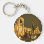 Notre Dame Cathedral Keychains