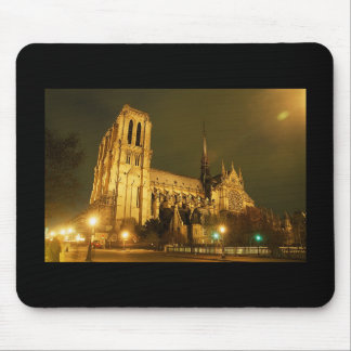 Notre Dame Cathedral Mouse Pads
