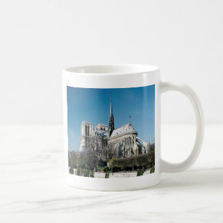 Notre Dame Cathedral Coffee Mugs