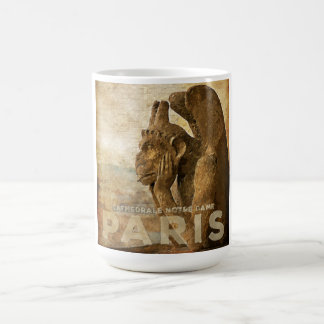 Notre Dame Cathedral Paris, le Stryga Chimera Coffee Mug