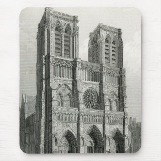 Notre Dame Cathedral, Paris Mouse Pad