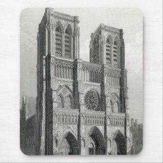 Notre Dame Cathedral, Paris Mouse Pad