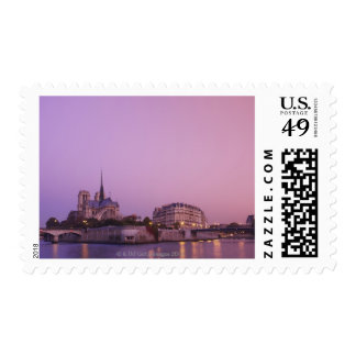 Notre Dame Cathedral Postage