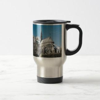 Notre Dame Cathedral Travel Mug