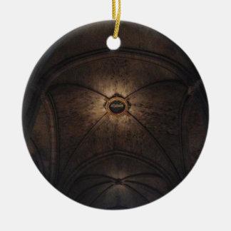Notre Dame Ceiling Ceramic Ornament