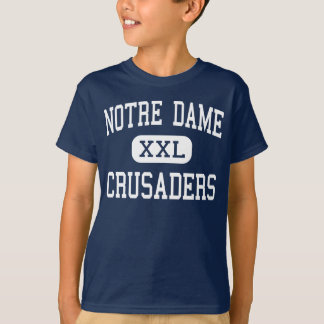 Notre Dame - Crusaders - High - Fitchburg T-Shirt