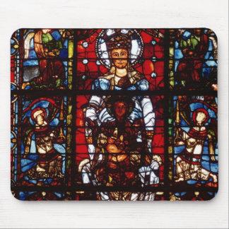 Notre-Dame de la Belle Verriere Mouse Pad