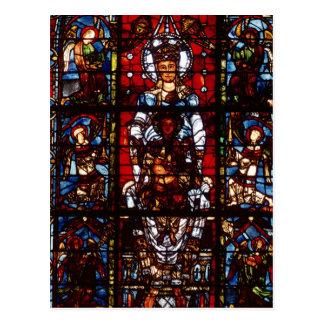 Notre-Dame de la Belle Verriere Postcard