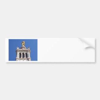Notre Dame de la Garde Bumper Sticker