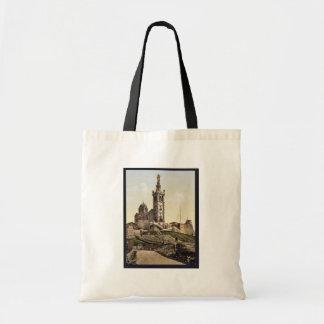Notre Dame de la Garde II, Marseilles, France clas Tote Bag