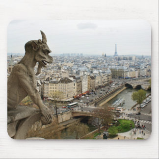 Notre Dame de Paris Alfombrilla De Raton