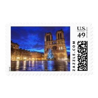 Notre-Dame de Paris de Cathédrale Franqueo
