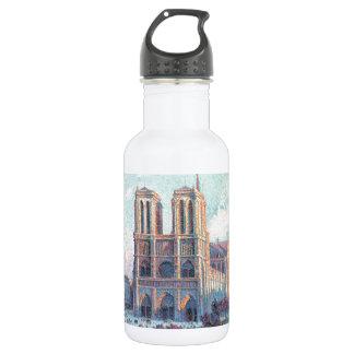 Notre Dame de Paris del viaje del vintage
