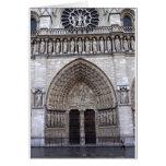 Notre-Dame de Paris Francia Tarjeton